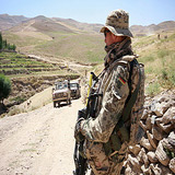 Als Reservist in Afghanistan - Winning the hearts and minds